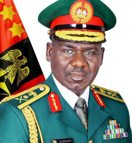 Chief of Army Staff TY-Buratai approves promotion