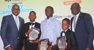 Skye Bank Charges Students on savings culture, deligence