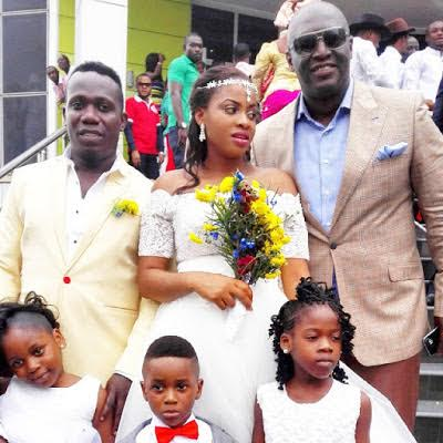 PHOTOS FROM DUNCAN MIGHTY'S WEDDING