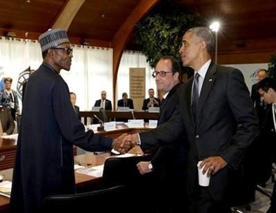 "United States ""AIDING AND ABETING"" BOKO HARAM –Buhari"