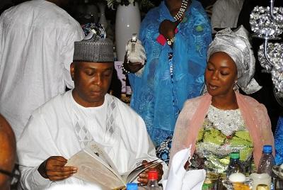 WHY IS SARAKI'S WIFE'S BEING PROBED BY EFCC AT THIS TIME –PRO-SARAKI SENATORS