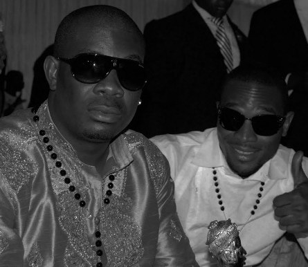 DON JAZZY LAUDS D'BANJ AS THE BADDEST ENTERTAINER