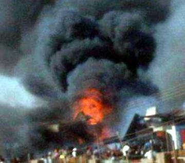 GOMBE BOMBING DEATH TOLL RISES TO 37