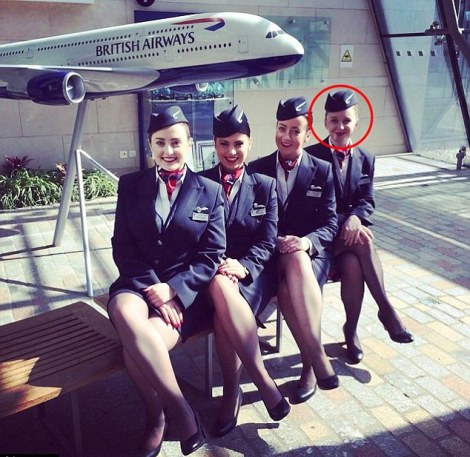British Airways hostess found dead in her hotel room