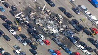 Four die in UK jet crash