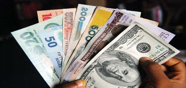 Naira gains against dollar at parallel market