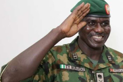11 Generals pulled out of service -Nigerian Army