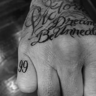 David Beckham  celebrates 16th wedding anniversary by getting new tattoo
