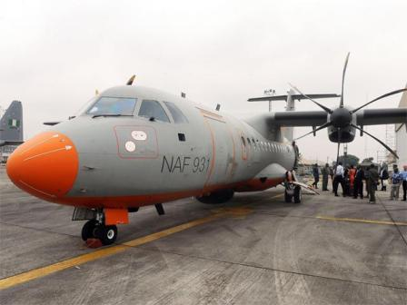 Air Force to investigate aircraft crash in Kaduna