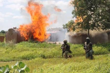 Many killed as Boko Haram attacks in Borno and Yobe