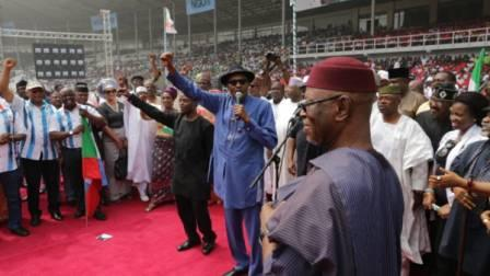 '189 groups' endorse Buhari for 2019