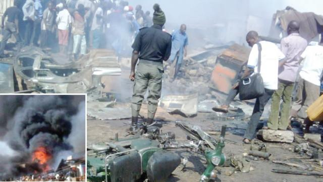 Suicide bombers hit Borno IDP camp, many feared dead