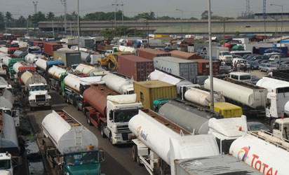 FRSC working to bar trucks from Lagos bridges