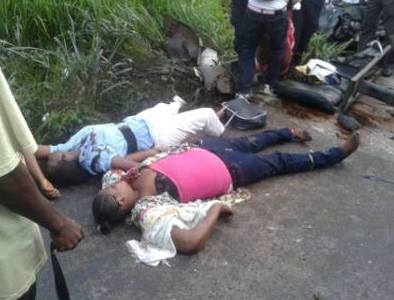 Five die in Lagos-Ibadan Expressway accident