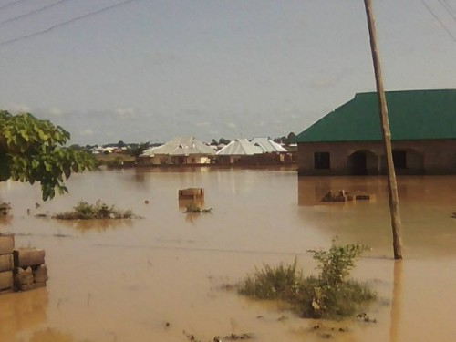 Flood submerges 5 Benue communities, rice mill – BSEMA