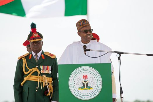 Buhari to address Nigerians in Monday new year broadcast