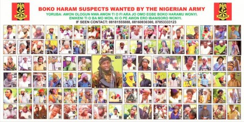 Five top Boko Haram commanders killed – Army