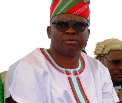 Appeal court orders freezing of Fayose's account
