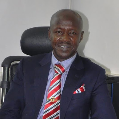 You must be courageous, disciplined and hate corruption, Magu tells new EFCC staff