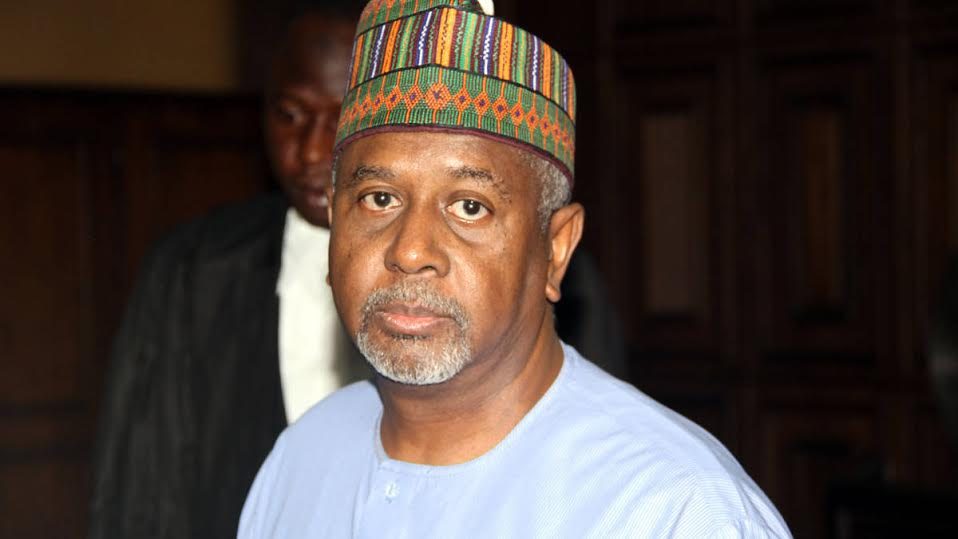 Dasuki boycotts trial over FG's violation of his rights