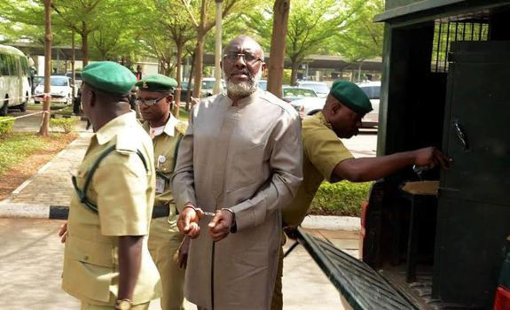 "Supreme Court sends Metuh back to Abuja High Court for ""speedy conclusion of the case"""