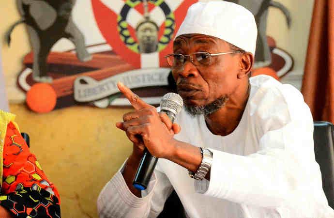 Osun workers paid half salaries, declare strike