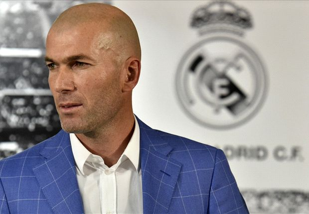 Zidane resigns position as Madrid's manager