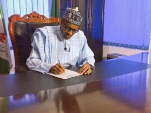 Buhari to sign 2018 budget next week