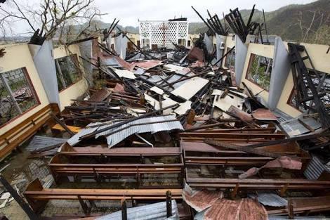 How rain and windstorm wreaked havoc in Bauchi