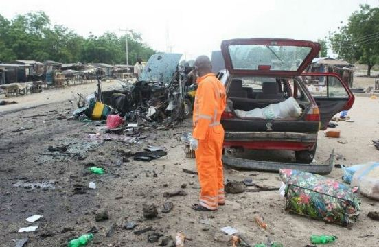 At least 30 killed, scores injured as multiple explosion rock Borno