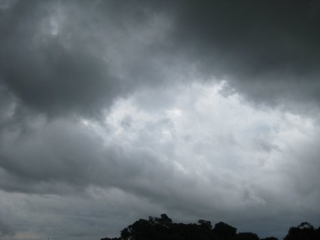 WEATHER: Expect rainfall, thunderstorm on Tuesday
