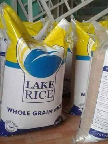 50kg bag of rice to sell for N6,000