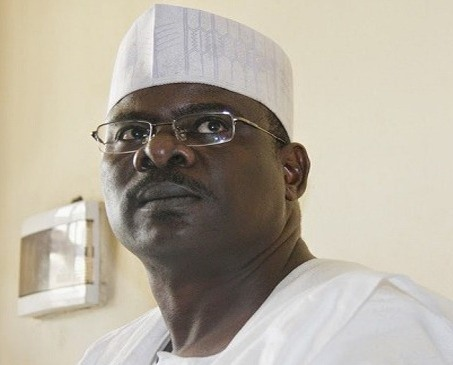 APC senators remove Ndume as Senate Leader