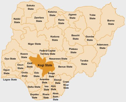 Gunmen raid Kogi police station, kill two officers, one detainee