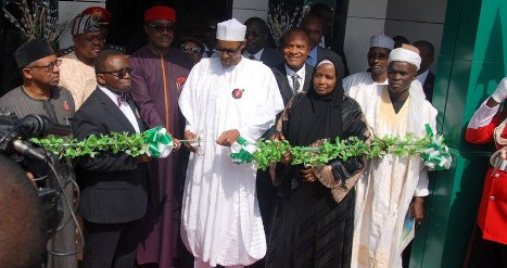 Buhari releases $55.5 million for revitalisation of 109 primary healthcare centres