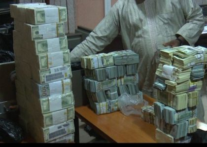 CBN injects $482.6m into forex market