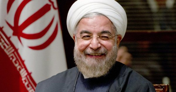 Iranian President, Rowhani wants stadium ban for women lifted