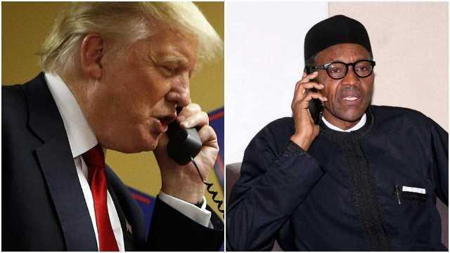 Trump to host Buhari Washington on April 30
