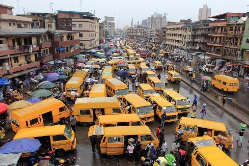 Lagos alters traffic ahead of Macron's visit