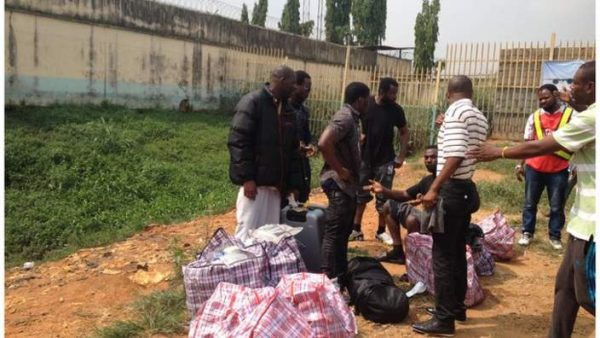 Libya deports another batch of 139 Nigerians