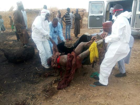 27 killed as suicide bombers hit Maiduguri