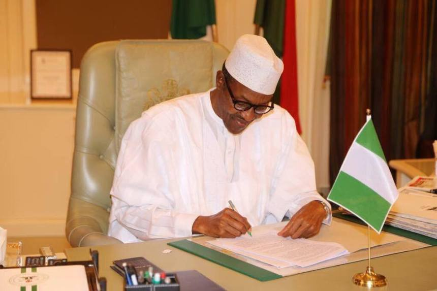 Buhari informs Senate of 26 new appointments