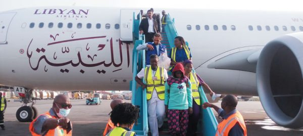 FG evacuates 7,000 migrants from Libya, 250 more to arrive today