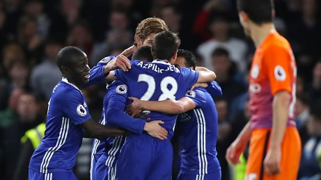 EPL REVIEW: RED DEVILS IN DRAB DRAW, SALAH RESCUE REDS, AS CHELSEA CRUISE TO SECOND