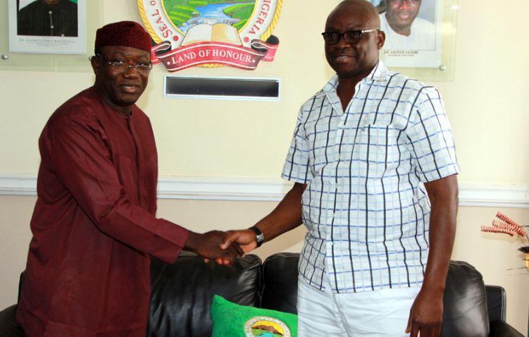 Ekiti is owing salaries because of N59bn debt inherited from Fayemi – Fayose