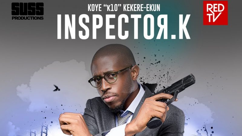REDTV Launches New Crimes Series, Inspector K
