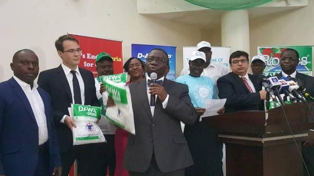 Ministry of Health unveils made in Nigeria insecticide treated nets