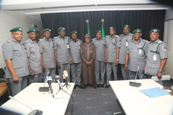 Customs hopes to exceed 2017 record revenue