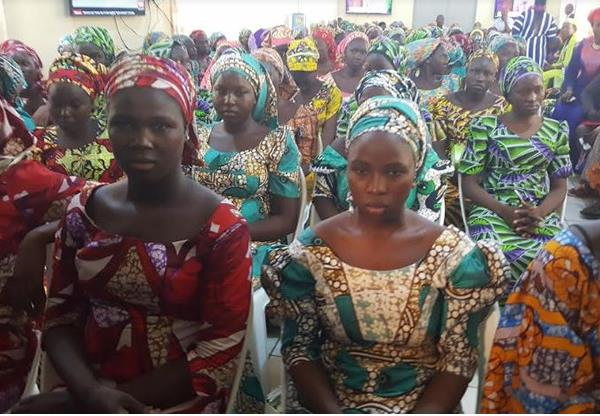 Buhari approves N164.7m as school fees for released Chibok girls