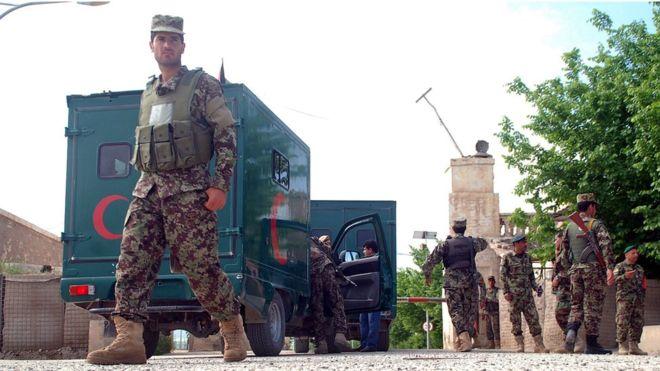 Taliban kill 30 Afghan soldiers, sieze base in resumed hostility